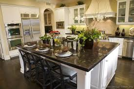 Small Picture White kitchen cabinets ideas with dark hardwood floors Pantry in