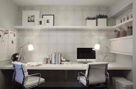 home office wall. Study Design Home Office Wall Wallpaper Pattern Dots White Simply Elegant