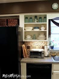 Kitchen Cupboard Makeover Kitchen Cabinet Makeover Annie Sloan Chalk Paint Artsy