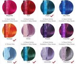 Ion Semi Permanent Color Chart 28 Expert Ion Dye Colors
