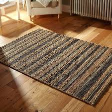 straw rug jute rugs in charcoal