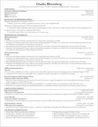 Resumes For College Students With No Experience Awesome Looking