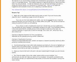 30 Elegant Resume Summary Statement Blendbend