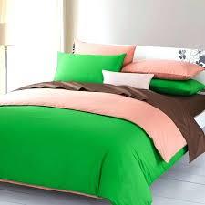 lime green and white duvet covers duvet covers green solid duvet covers the duvetsdark green uk