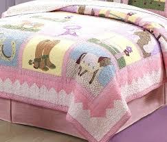 sweet jojo cowgirl crib bedding full size