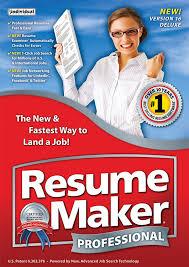 Amazon Com Resumemaker Professional Deluxe 16 Download Software