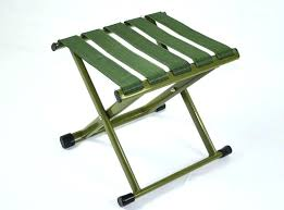 stools camp stools folding portable chair military stool in ottomans chairs