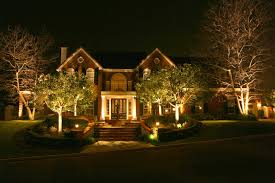 outdoor landscape lighting kits ideas also low voltage led images