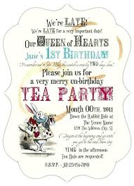 tea party invitations free template princess tea party invitation template interestor co