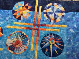 Dream Catcher Quilt Pattern Round the Year quilt betukbandi 79