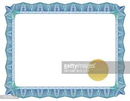 En Blanco Certificado Diploma Premium Clipart Clipartlogo Com