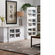 amazing glass door bookcase home decorators collection lexington white glass door bookcase