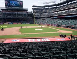 Ballpark At Arlington Seating Chart Globe Life Park Section 19 Seat Views Seatgeek
