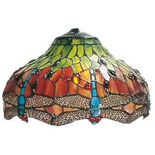Tiffany Lampenkap Van Glas Kopen Sfeerlevennl