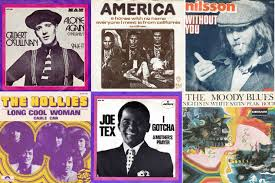 Top Radio Hits 1972 Look Back Best Classic Bands