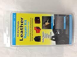 furniture repair kit. quick 20 leather \u0026 vinyl repair kit: mends tears, cuts, holes burns furniture kit l