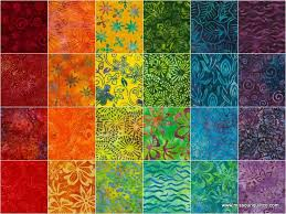 36 best Quilting Fabrics images on Pinterest | Quilting fabric ... & Sumatra Batiks Fat Quarter Bundle - Blank Quilting - Blank Quilting Adamdwight.com