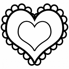 Small Picture 99 ideas Real Heart Coloring Pages on kankanwzcom