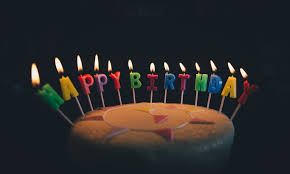 Free Images Birthday Cake Candles Fire Flame Food Happy