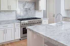 Kitchen tiles design ideas Modern Kitchen Add Elegance Throughout Your Kitchen By Matching Your Marble Backsplash To Your Countertops The Tile Shop Kitchen Tile Designs Trends Ideas The Tile Shop