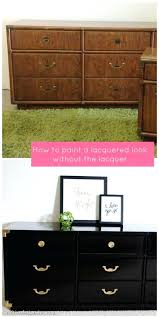 how to paint lacquered furniture. How To Touch Up Lacquer Furniture Charming Paint 2 Colors Lacquered .