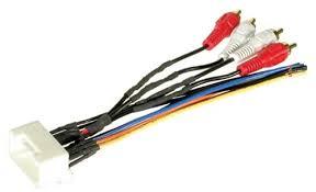 bha8113 toyota 20 pin premium harness rca s best kits toyota aftermarket premium radio harness