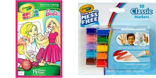 Color Wonder Coloring Pages Buy 1 Crayola Color Wonder Poster Pages