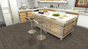 Vinyl Tile Flooring Kitchen Click Vinyl Tile Flooring All About Flooring Designs