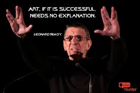 Leonard Nimoy Quotes Simple 48 Inspiring Quotes By Leonard Nimoy Quotes Hunter Quotes