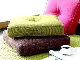 Outdoor Seat Cushions Ikea Floor Seating Cushions Floor Seating