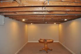 basement ceiling lighting. Carri Us Home Painting A Basement Ceiling Regarding Proportions 1600 X 1062 Lighting T