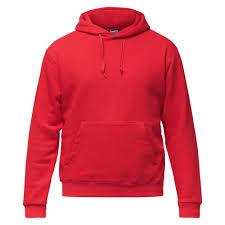 <b>Толстовка Hooded красная</b> - купить на 4kraski.ru