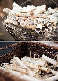 Wedding Program Scroll 32 Wedding Programs To Inspire Wedding Ceremony Order Of