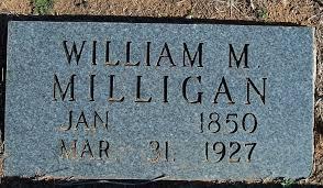 William Montraville Milligan (1850-1927) - Find A Grave Memorial