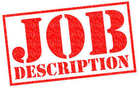 Job Descriptions: The Good, The Bad, The Ugly