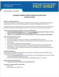 I've looked online but found little to no information on this number besides telling. Unemployment Insurance Agency Fact Sheet District 7 Detroit Facebook