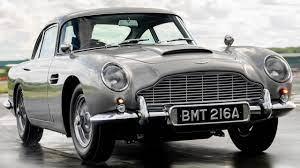 2021 Aston Martin Db5 Goldfinger Continuation Factory Restoration Youtube