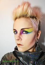 80s makeup and hair ideas inspirational how to do 80 s punk makeup mugeek vidalondon