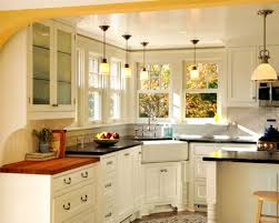 corner sink kitchen design. Corner Sink Kitchen Cabinets Design S