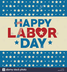 labor day theme usa date stock vector images alamy