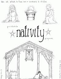 By best coloring pagesdecember 6th 2016. Nativity Coloring Pages Coloring Rocks