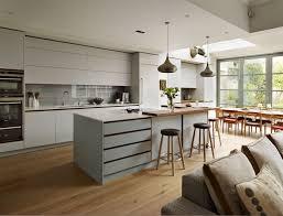 Kitchen White lacquer Plan work wood