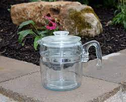 Free shipping on eligible items. Amazon Com Vintage Pyrex 7759 9 Cup Flameware Glass Coffee Maker Percolator Electric Coffee Percolators Everything Else