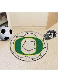 oregon ducks 27 inch soccer interior rug