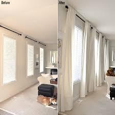 bamboo curtains ikea ikea ritva curtains grommet curtains ikea