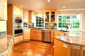 interior kitchen cabinet wood colors amazing raised panel doors eclectic ware of with 24 from