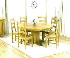 round dining table for 6 8 room tables chair person t
