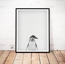 penguin print penguin wall art penguin animal print winter black white decor penguin printable poster penguin download penguin nursery on penguin wall art for nursery with penguin print penguin wall art penguin animal print winter black