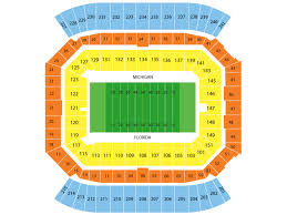 Camping World Stadium Interactive Seating Chart Camping World Stadium Seating Chart And Tickets Formerly