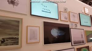 TV QLED The Frame aperu Smart TV Quantum Dot TV